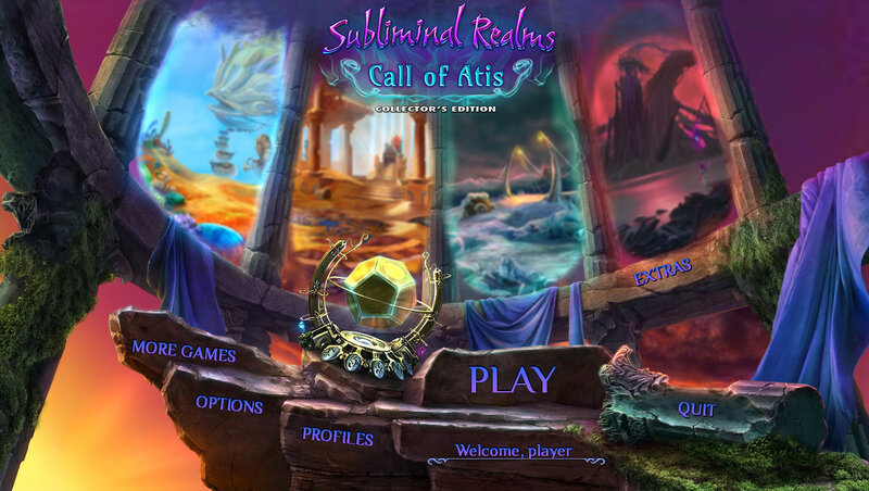 Subliminal Realms: Call of Atis CE
