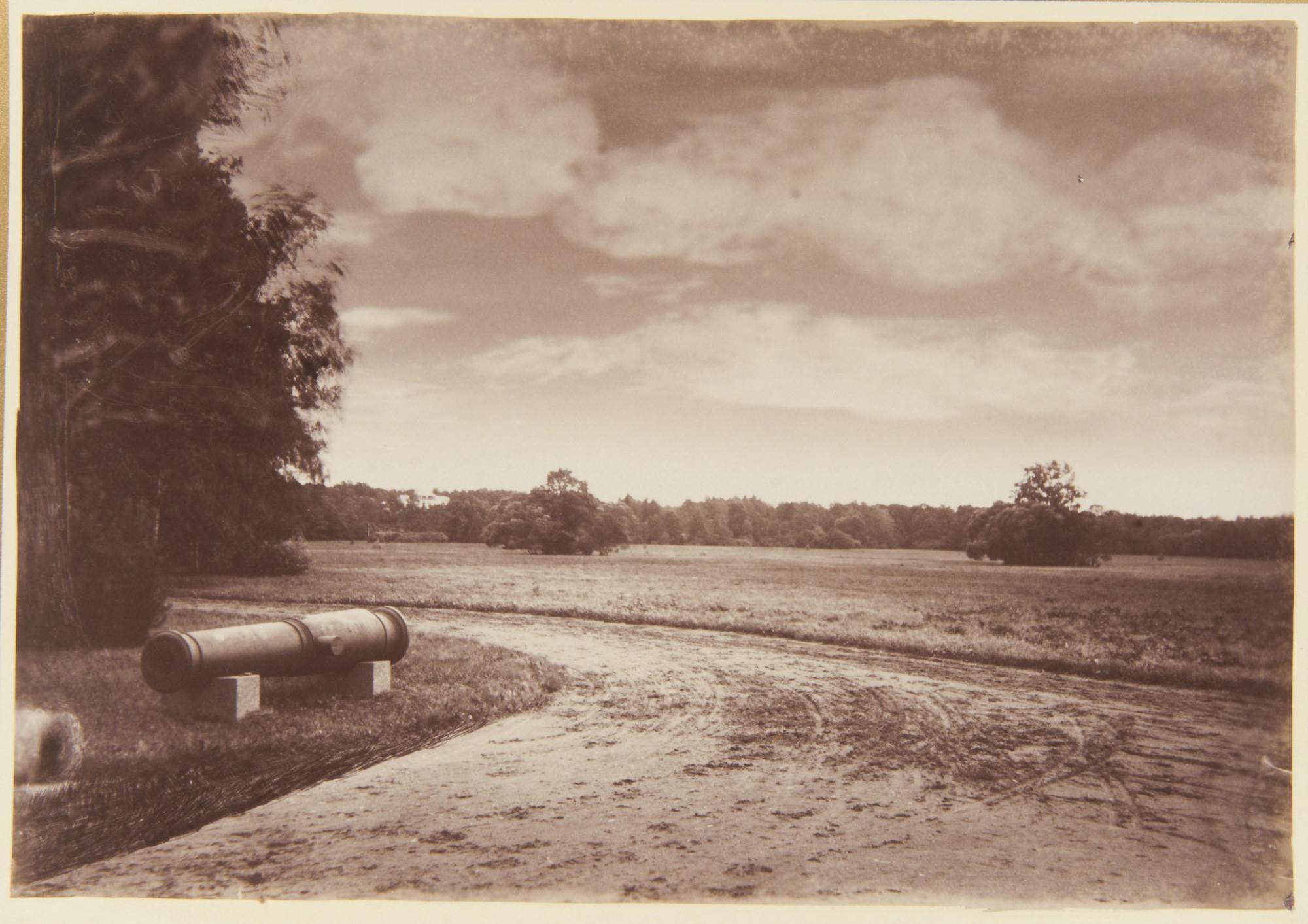 1893. Дорога у Нижней дачи