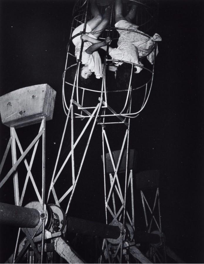 1947. Ярмарка. Париж