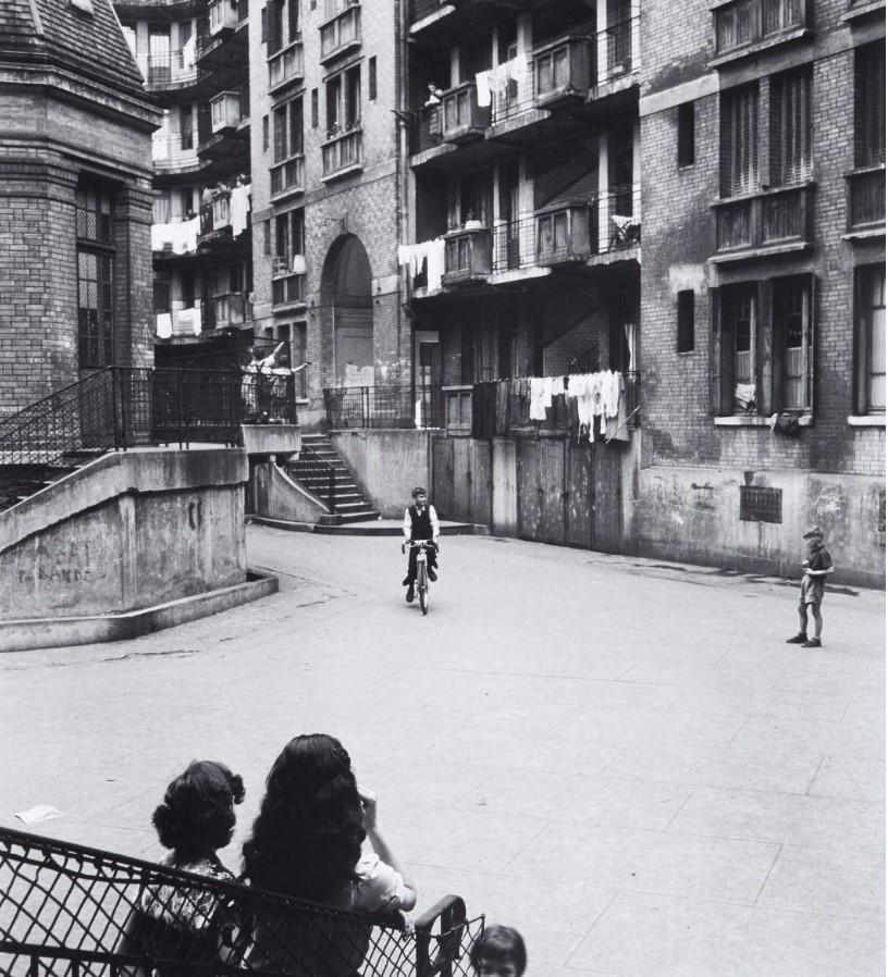 1948. Бульвар Серюзье. Париж