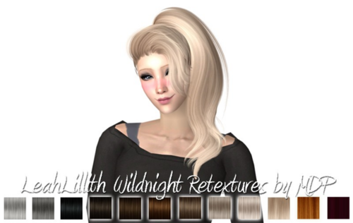 Leah Lillith Wildnight by MDP