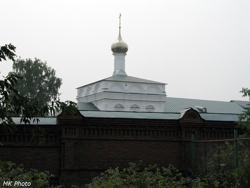 Вятский Преображенский монастырь