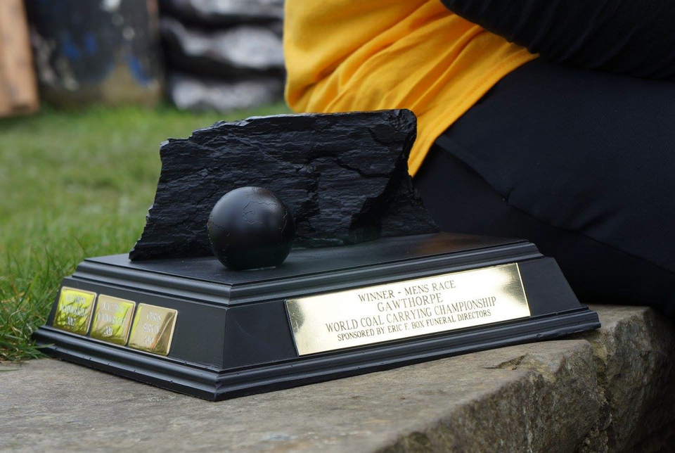 Чемпионат по переноске угля в Англии