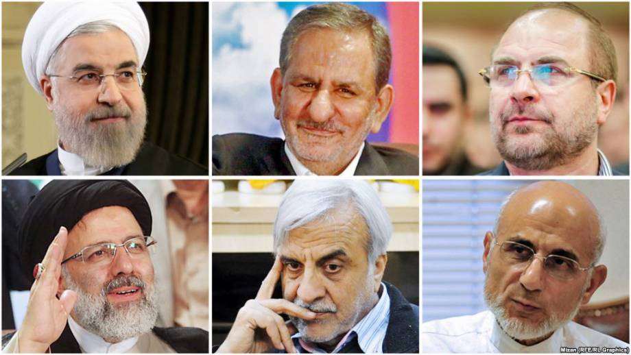Президент Ирана и мэр Тегерана сцепились во время предвыборных дебатов
