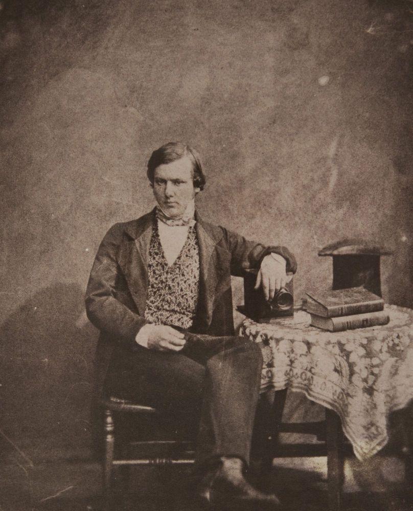 История фотографии. Уильям Генри Фокс Тальбот.