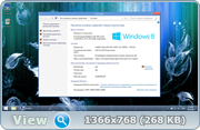 Windows 8.1 Pro Lite by Den v.1.3 (x64) (2017)
