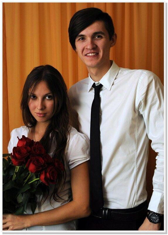 Кучеряну Юлия и Григорий