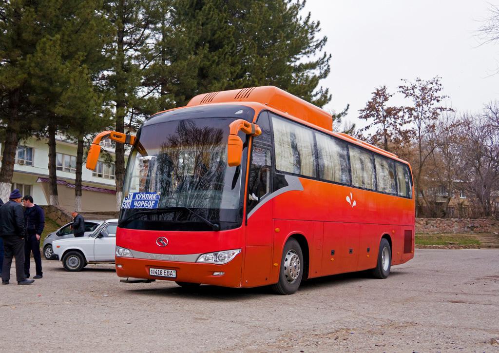 "Автобус ""Ташкент - Чарвак"""