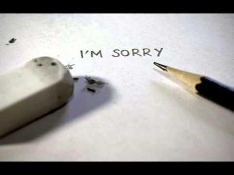 Виноват, извини!