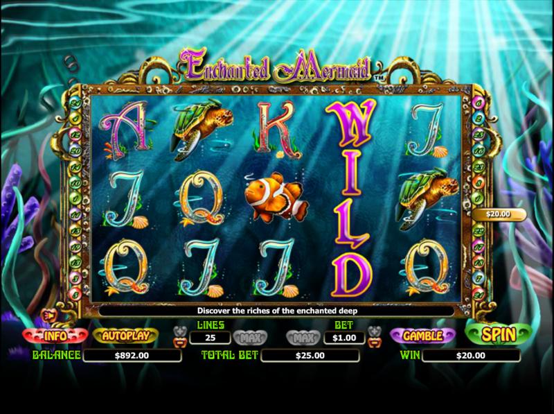 Enchanted игровой автомат бесплатно онлайн
