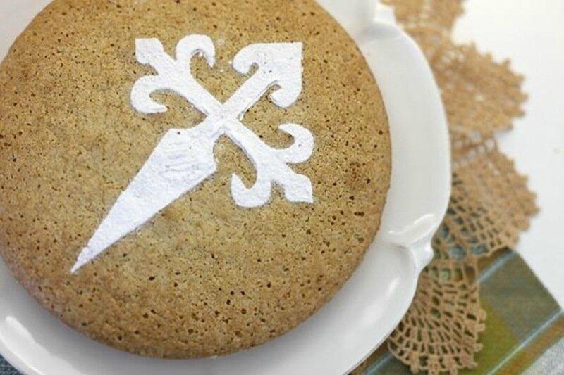 Галисийский пирог от главного кулинара ЖЖ
