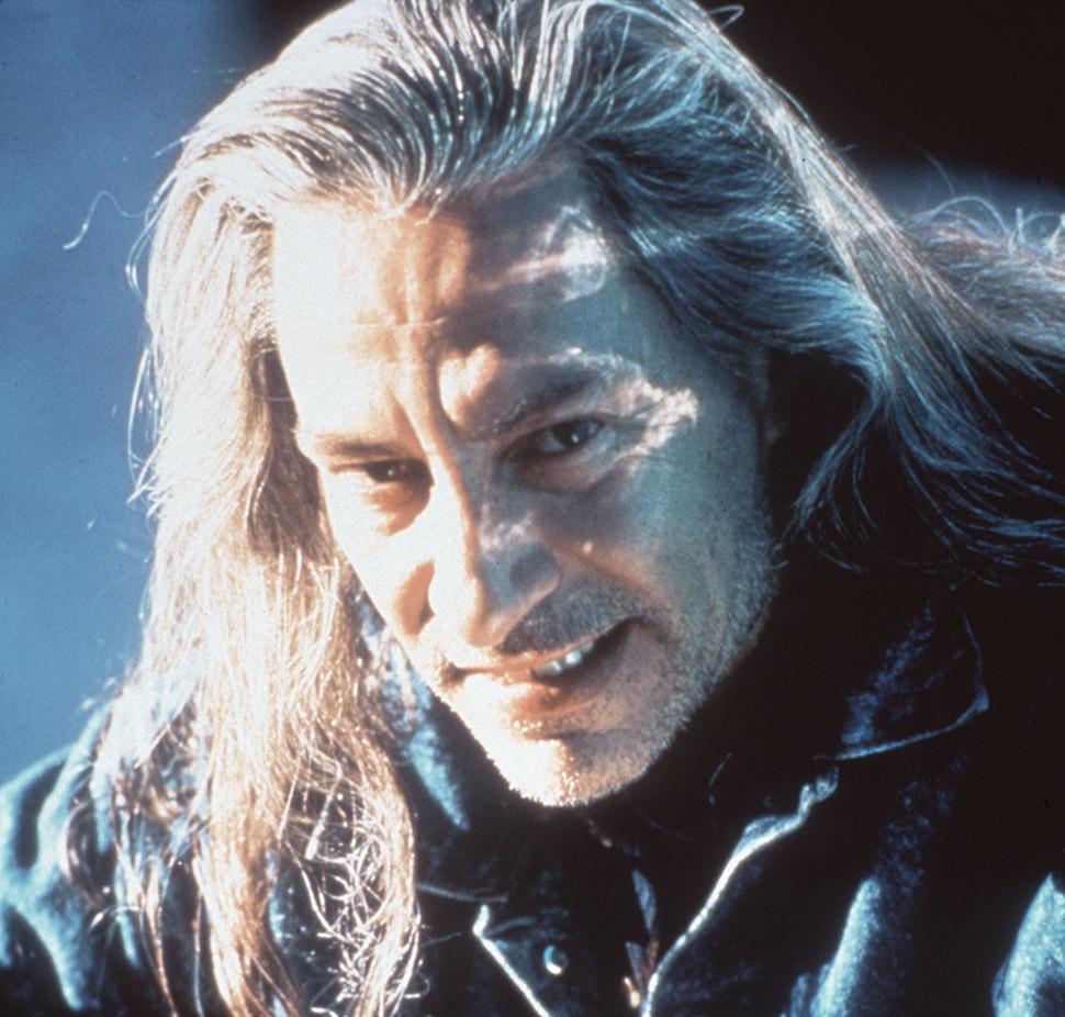 Фото: Lynch/Frost/Spelling/REX/Shutterstock Фрэнк Силва изначально был декоратором на съемках сериал
