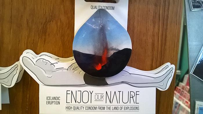 Эти исландские презервативы просто взорвут ваш мозг (и не только)