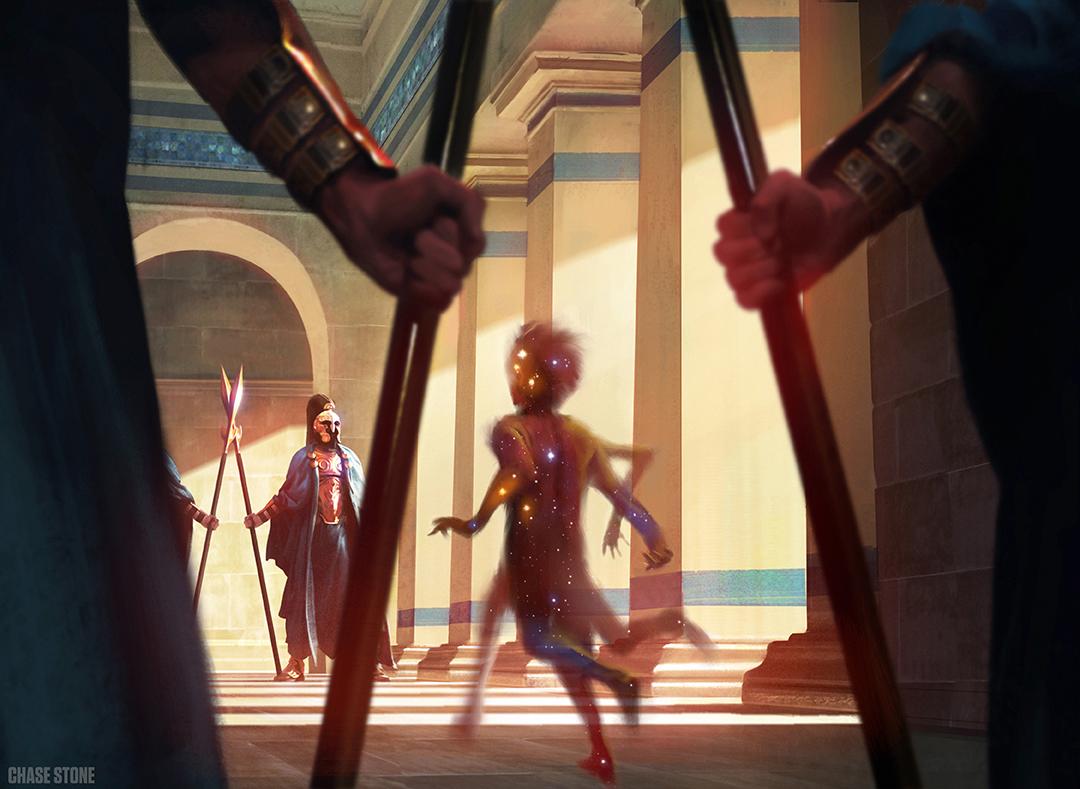Фантастические иллюстрации Стоуна порадуют самого требовательного зрителя, читателя и игрока. Его ци