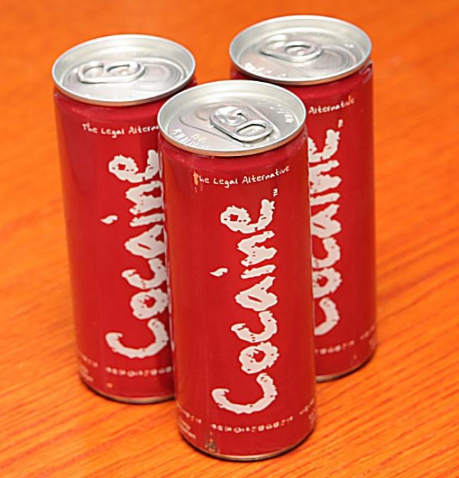 © odcaffeine.wordpress.com  Cocaine позиционировался как исключительное мощное средство «подза
