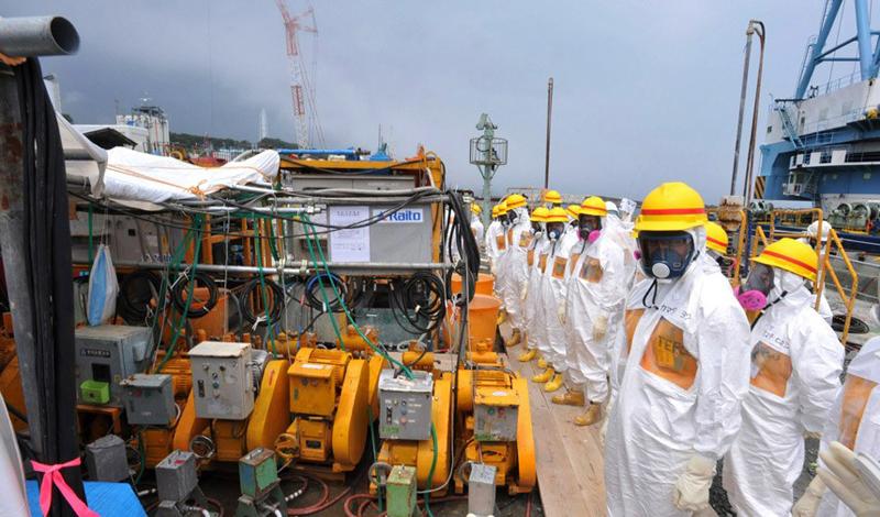 Фукусима Правительство Японии планирует превратить место аварии в новый туристический памятник. Не с