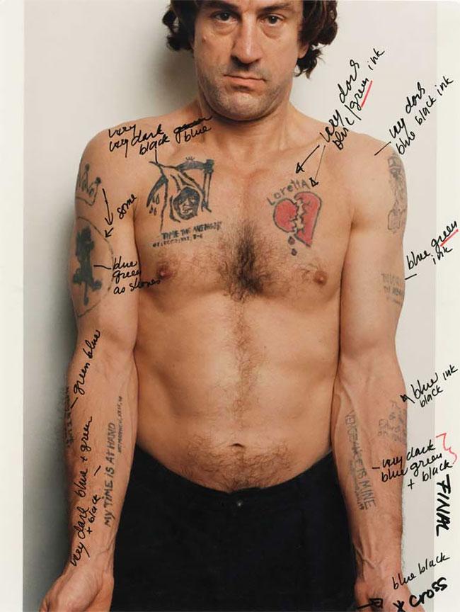 Роберт Де Ниро во время съемок фильма «Мыс страха».