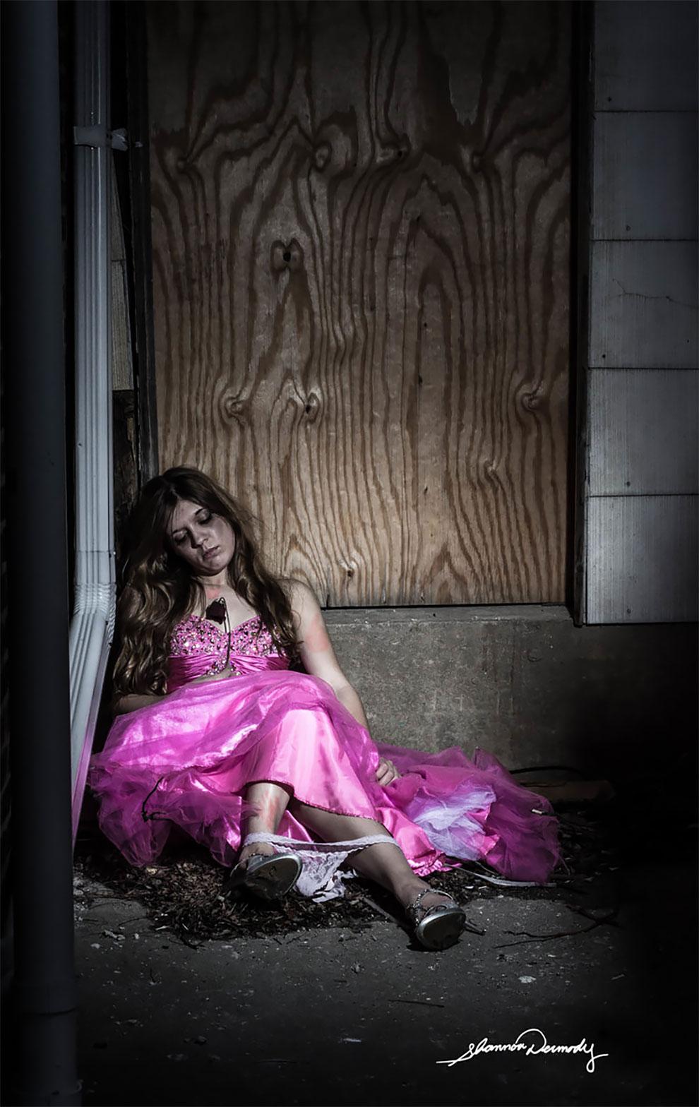Изнасилование Спящей красавицы.