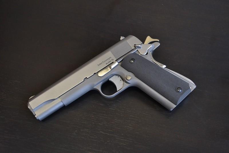 3. Пистолет.