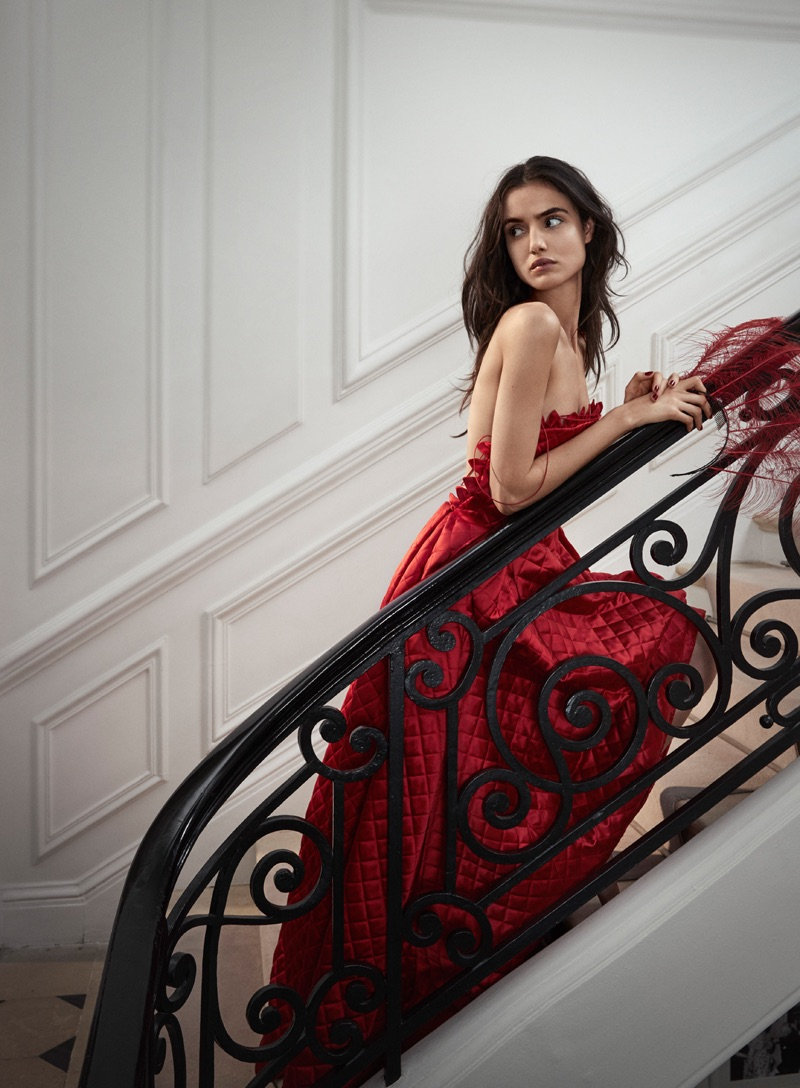 Бланка Падилла в Vanity Fair (8 фото)