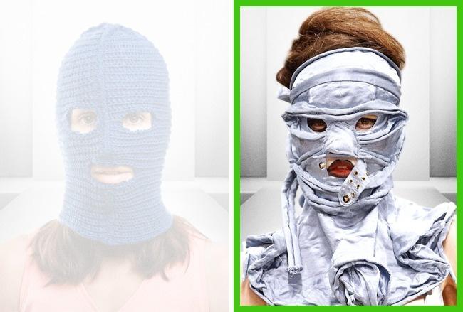 © eastnews  © depositphotos  Кто изпарней надел маску для того, чтобы представить мужск