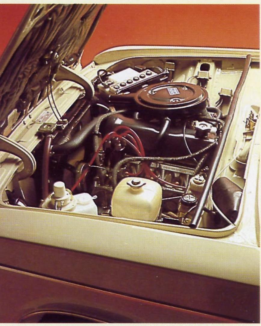 Пришлось провести ряд модификаций с двигателем. В первую очередь они были направлены на соответствие