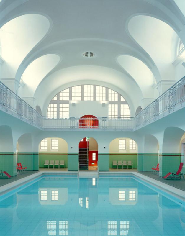 2. Городская купальня, Гота, Германия.