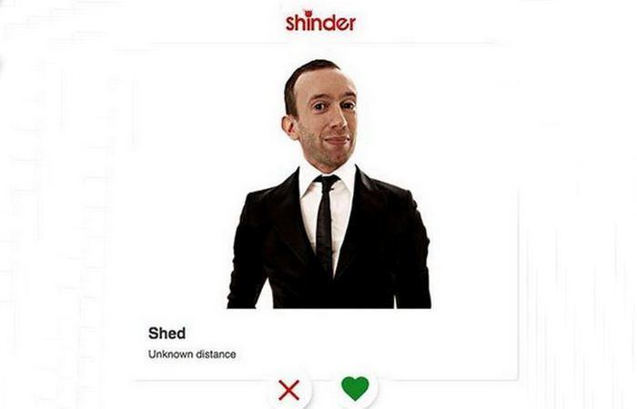 Handmade: собственное приложение «Tinder». Гик Шед Саймув создал приложение для знакомств, которое н