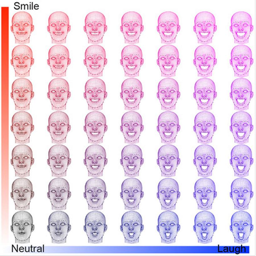 Во время сеансов нейросеть анализировала стереотипное поведение зрителей: искала среди них людей, ко
