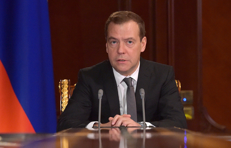 Медведев выступил законтроль всех изменений русских законов