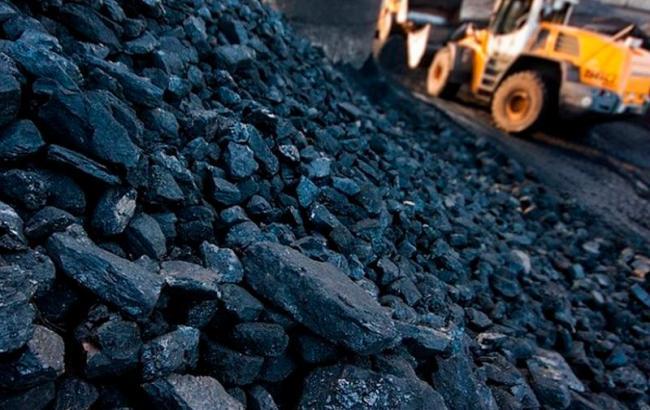 Запасов угля-антрацита вгосударстве Украина  осталось намесяц