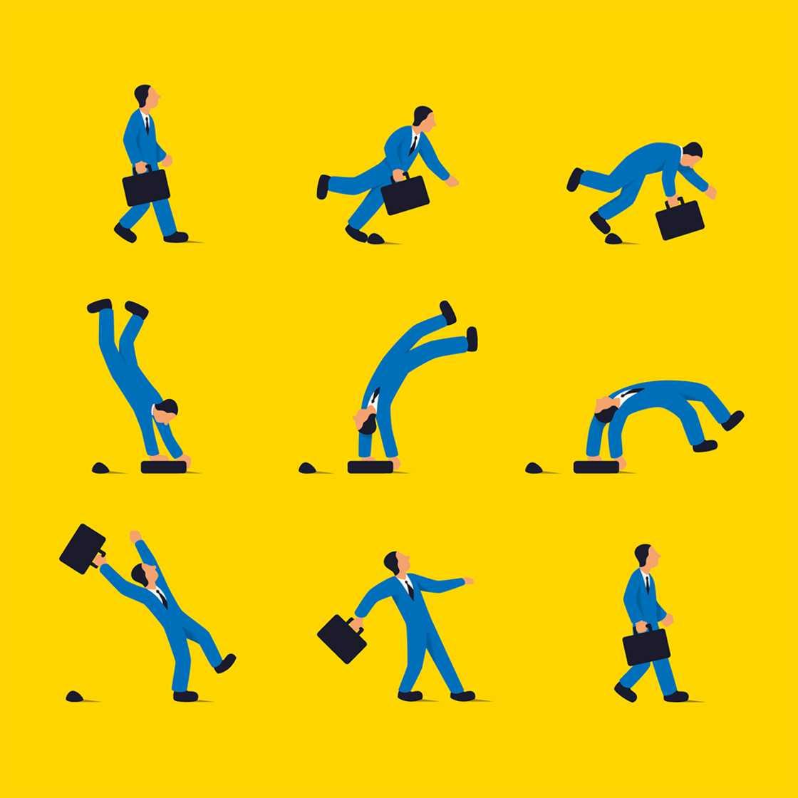 The satirical and minimalist illustrations of Francesco Ciccolella
