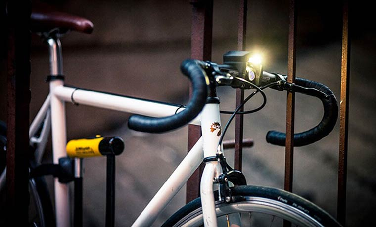 SmartHalo - A beautiful connected gadget to turn your bike into a smart bike