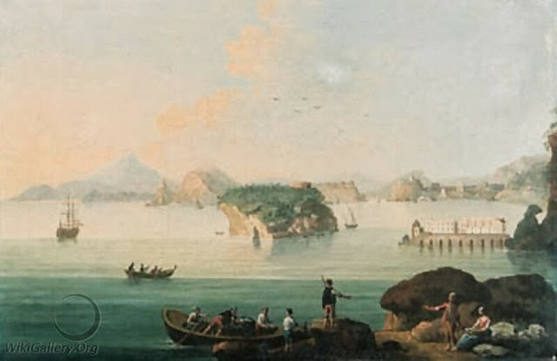 5 Antoniani_View-of-Pozzuoli%2C-with-fishermen-bringing-in-their-catch-in-the-foreground%2C-Vesuvius-beyond.jpg