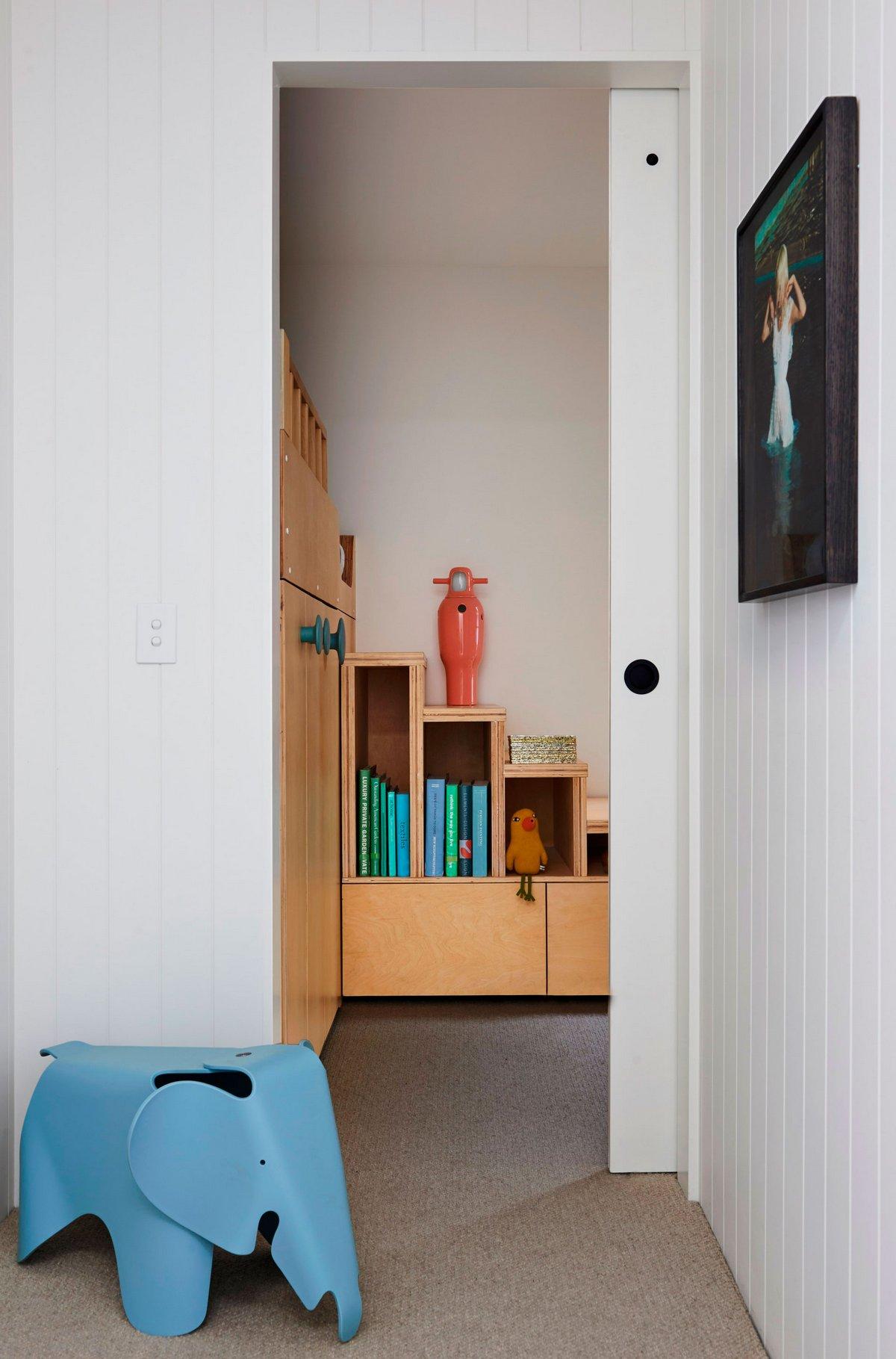 необычная мебель в частном доме