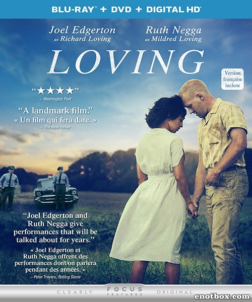 Лавинг / Loving (2016/BDRip/HDRip)