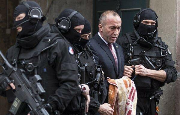 Сербия, Косово, Франция, военные преступления