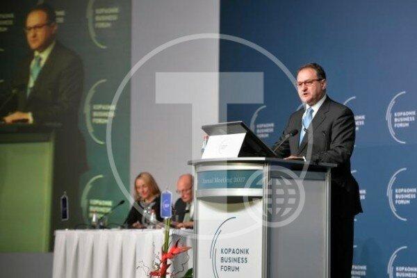 Сербия, экономика, Капаоник бизнес-форум