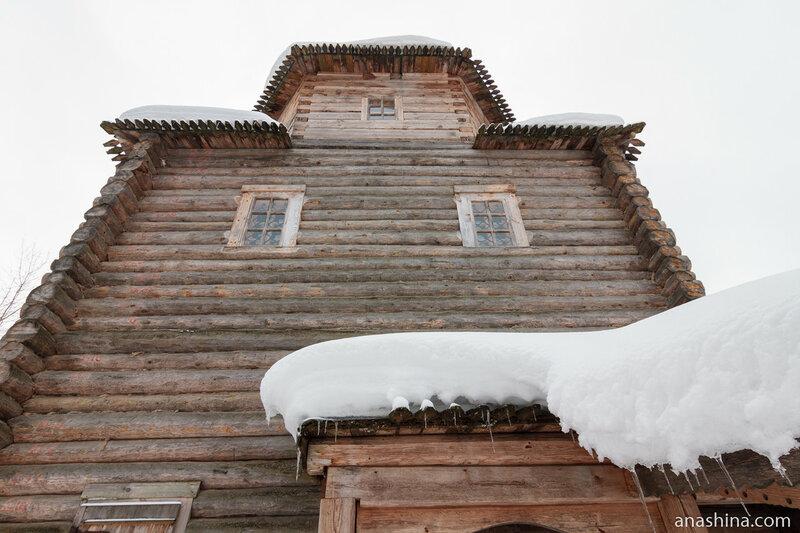 Покровская церковь, Щелоковский хутор