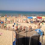 Пляж санатория «Родник»
