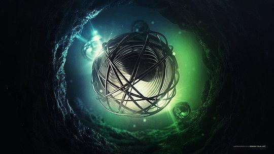 Digital Art by Laszlo Magyar