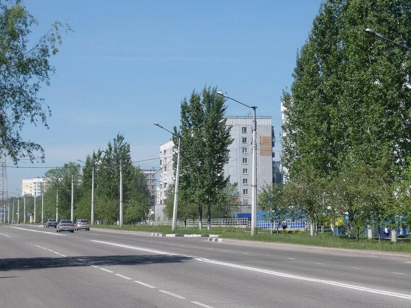 Новоильинский район Новокузнецка