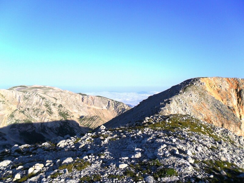 В походе на Оштен, июль, в горах...  (8).JPG