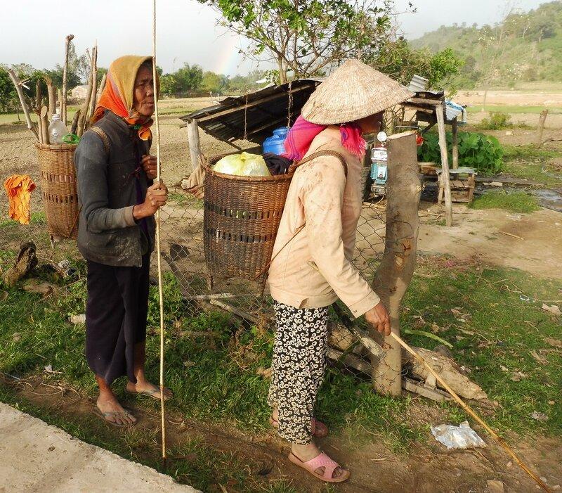 Вьетнамские женщины-мнонги
