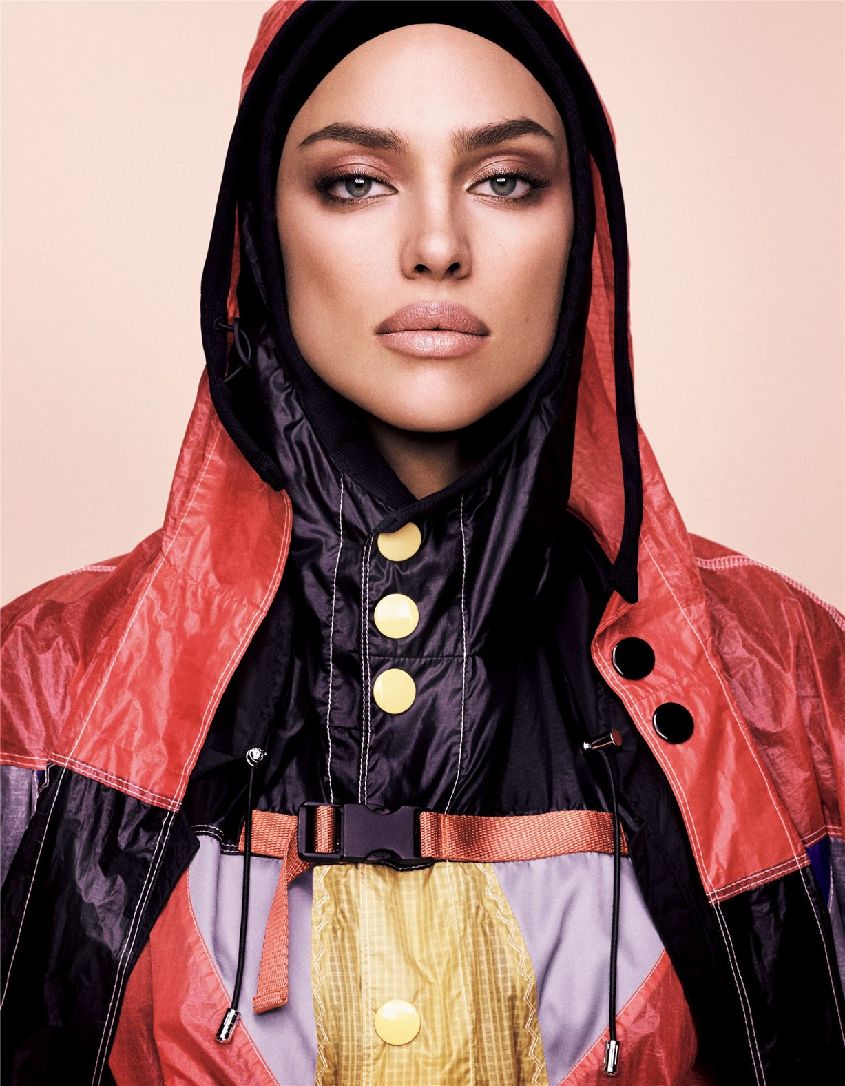 Ирина Шейк / Irina Shayk by Luigi & Iango - Vogue Japan march 2017