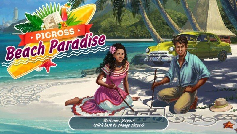 Picross: Beach Paradise