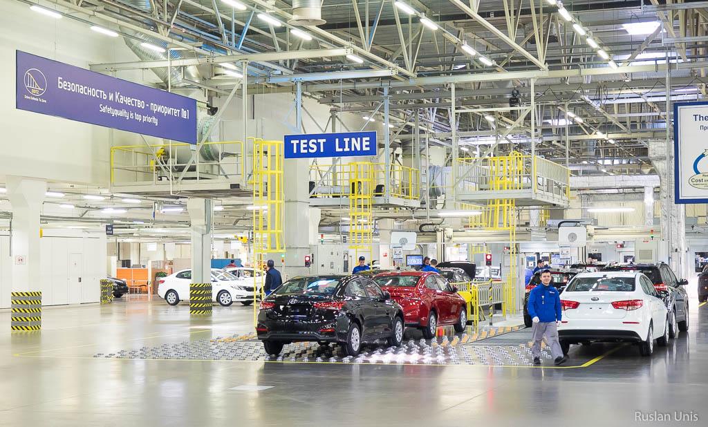 Завод Hyundai