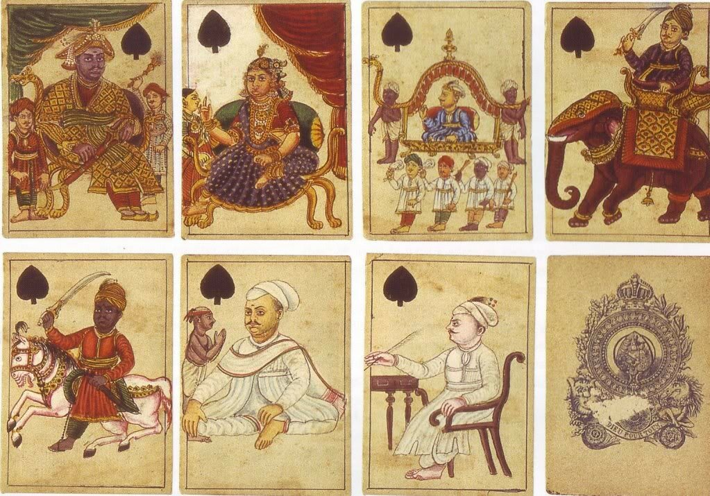 Индийские игральные карты Ганджифа.2.jpg