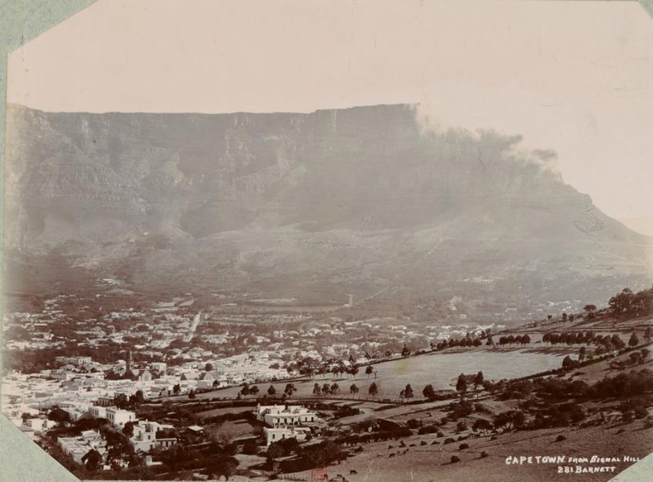 20. Кейптаун