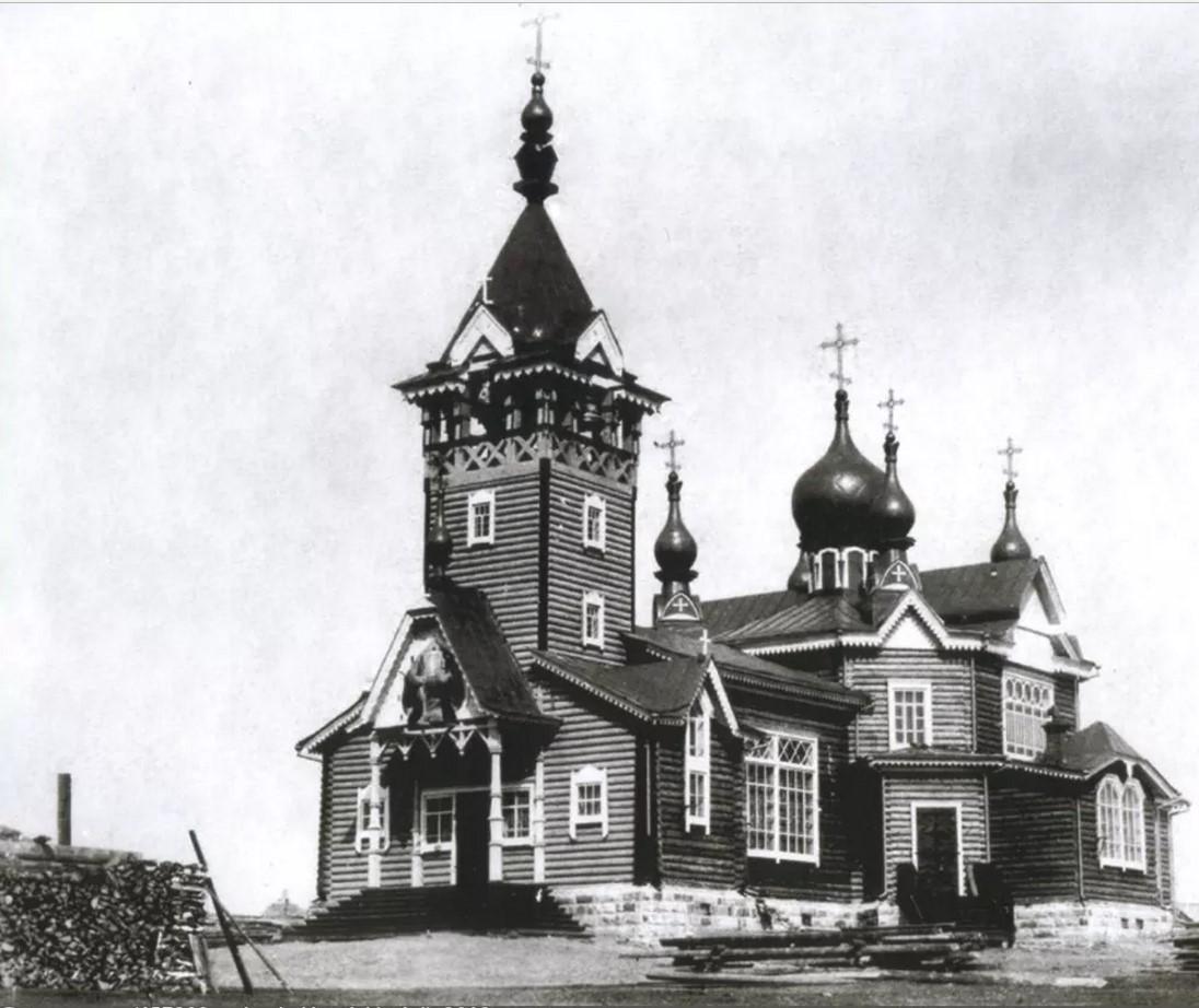 Богородице-Казанская (Закаменская) церковь